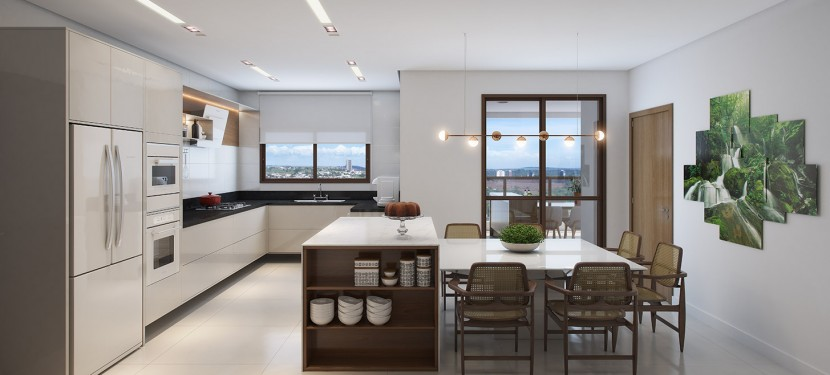 Cozinha ângulo 2