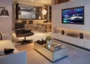 Living Apartamento Tipo