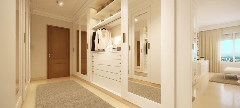 Closet da Suíte Master