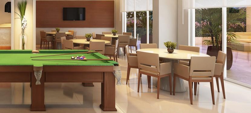 Snooker Gourmet