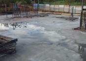 17/05/19 - Vista do piso do térreo na projeção da torre