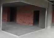 19/08/19 - Vista da impermeabilização de piso da varanda gourmet do 2° pavimento.