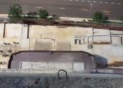 18/11/19 - Vista da periferia, entrada do empreendimento.