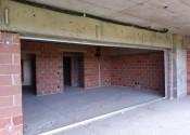 16/03/20 – Vista do contramarco e infra estrutura de ar condicionado na varanda no 5º pavimento tipo
