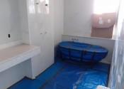 18/06/20 - Vista do banheiro da suíte máster do 2° pavimento (apto. Modelo).
