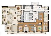 Planta  Apartamento Tipo_Opção_02